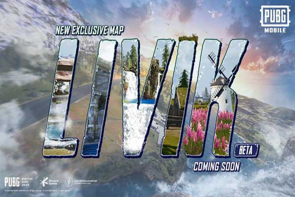 The new Livik Map in PUBG Mobile 0.19.0