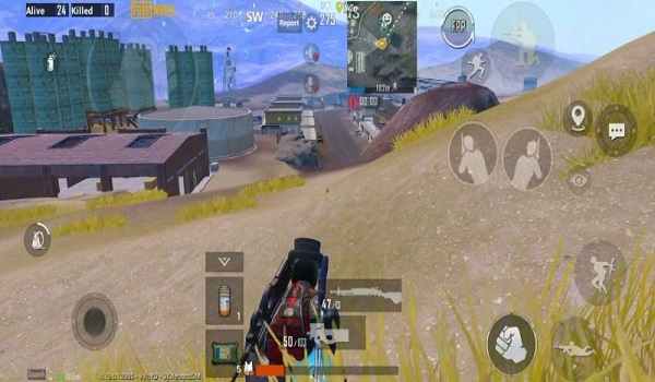 You can choose Holdhus as your landing area for good loot in PUBG Mobile Livik