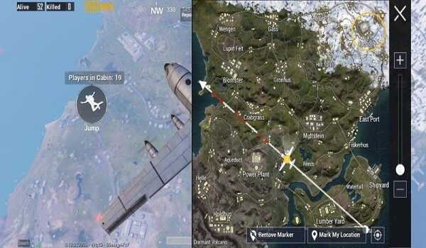 Iceborg is also a nice loot area for you to choose in PUBG Mobile Livik