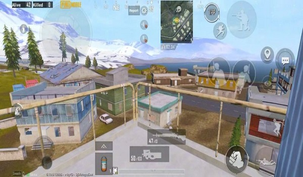 East Port is also a good area to loot items in PUBG Mobile Livik