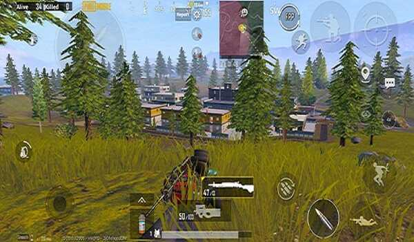 Midstein is one of the best loot areas in PUBG Mobile Livik