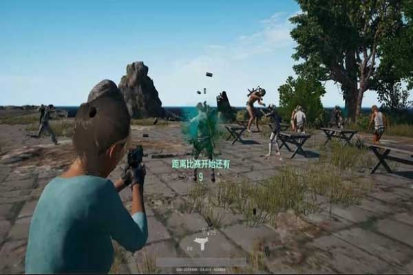 How to turn on the blood color in PUBG Mobile with Colorblind Mode