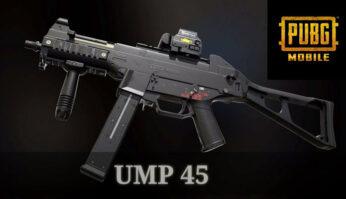 PUBG Mobile UMP-45