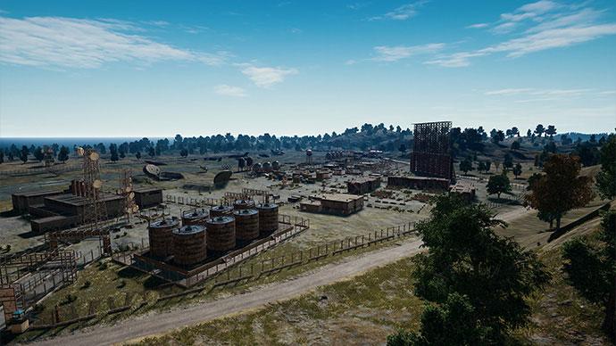 Sosnovka Military Base