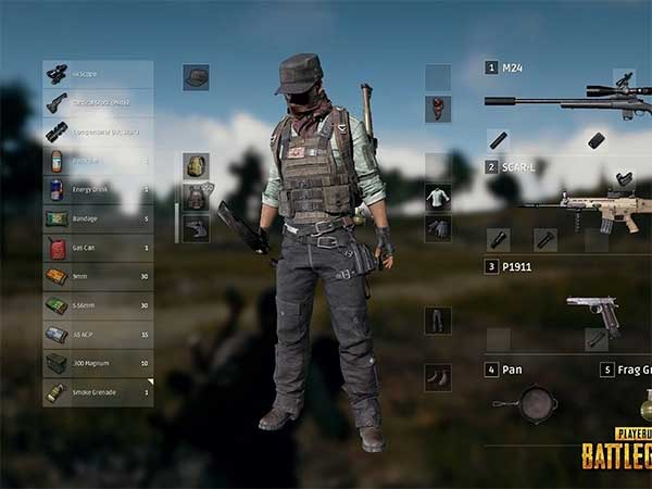 The way to effectively play PUBG online