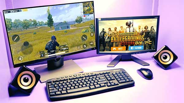 Playing PUBG on Personal computers is available