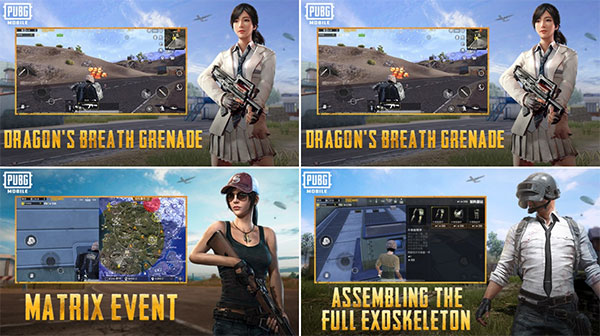 PUBG Mobile 1.2 Patch Notes