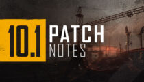 PUBG 10.1 Patch Notes