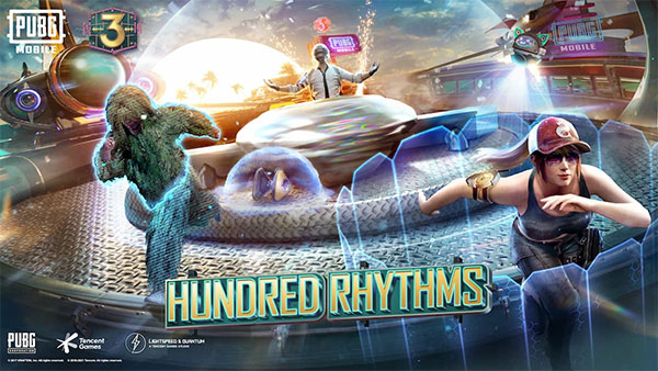 Hundred Rhythms is one of the most prominent changes of PUBG Mobile 1.3 update.