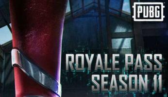 PUBG Season 11