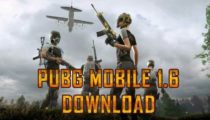 PUBG Mobile 1.6 Download