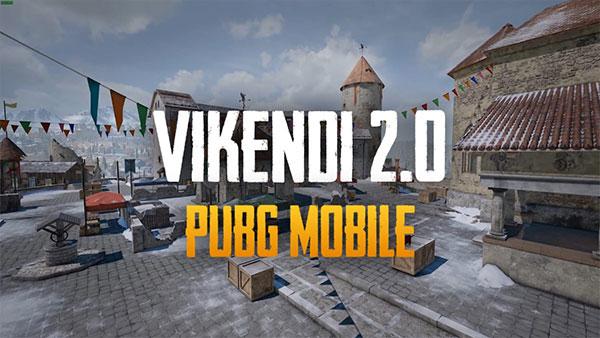 PUBG Mobile 1.6 Vikendi 2.0